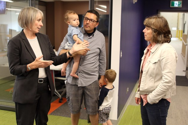 Patty Hajdu Don Rusnak Judy Sander