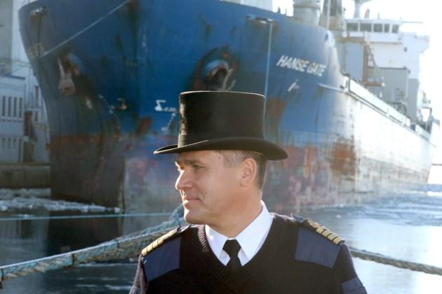 Capt Sergey Krachnov Top Hat