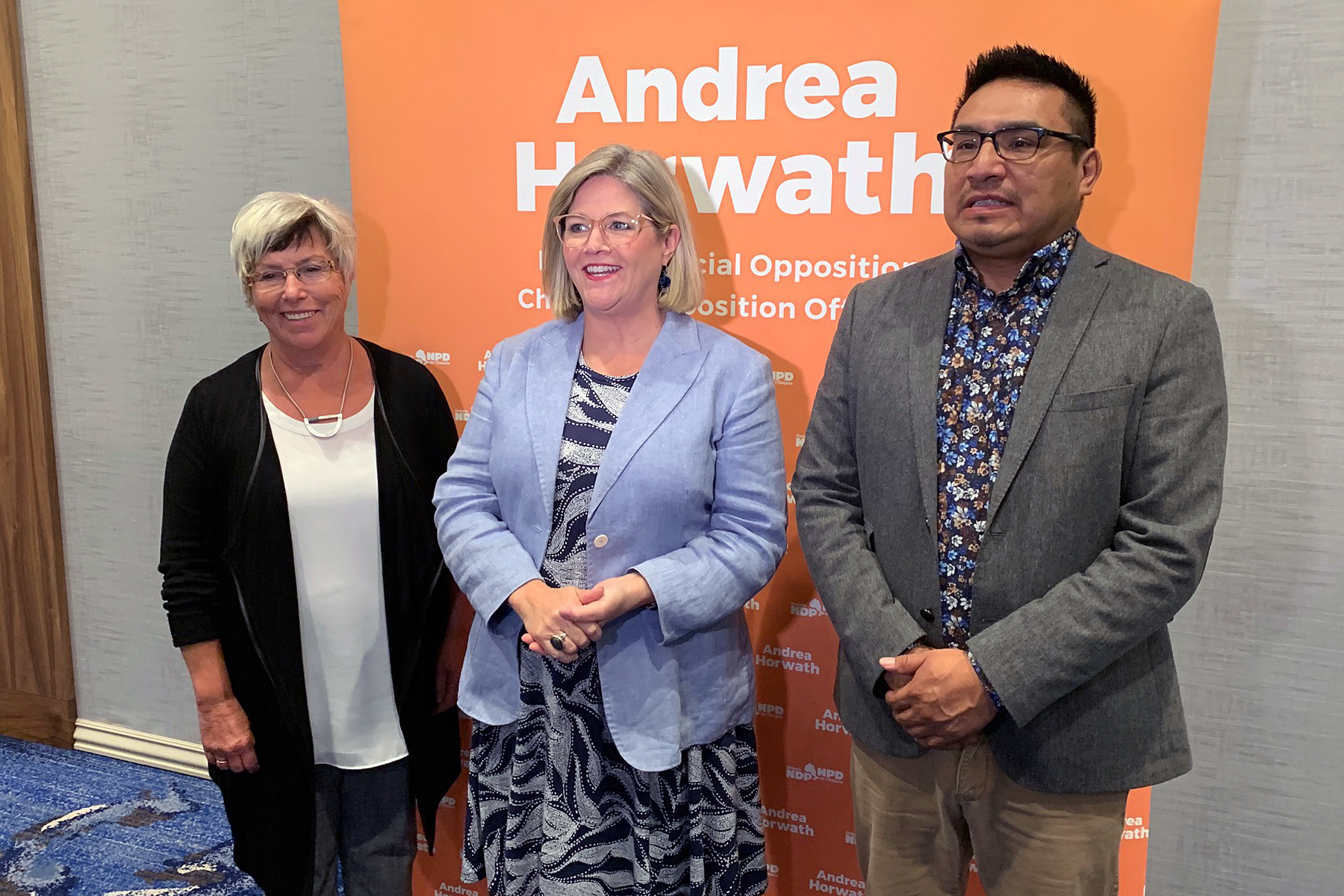 Pitting communities against each other won't work in the Ring of Fire: Horwath