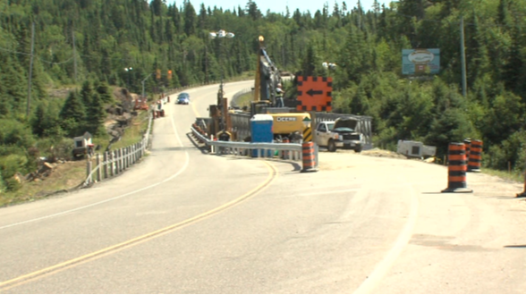 A man from the Sudbury area has been identified as the victim of an Aug. 14fatal workplace accident near Marathon. (File photo)