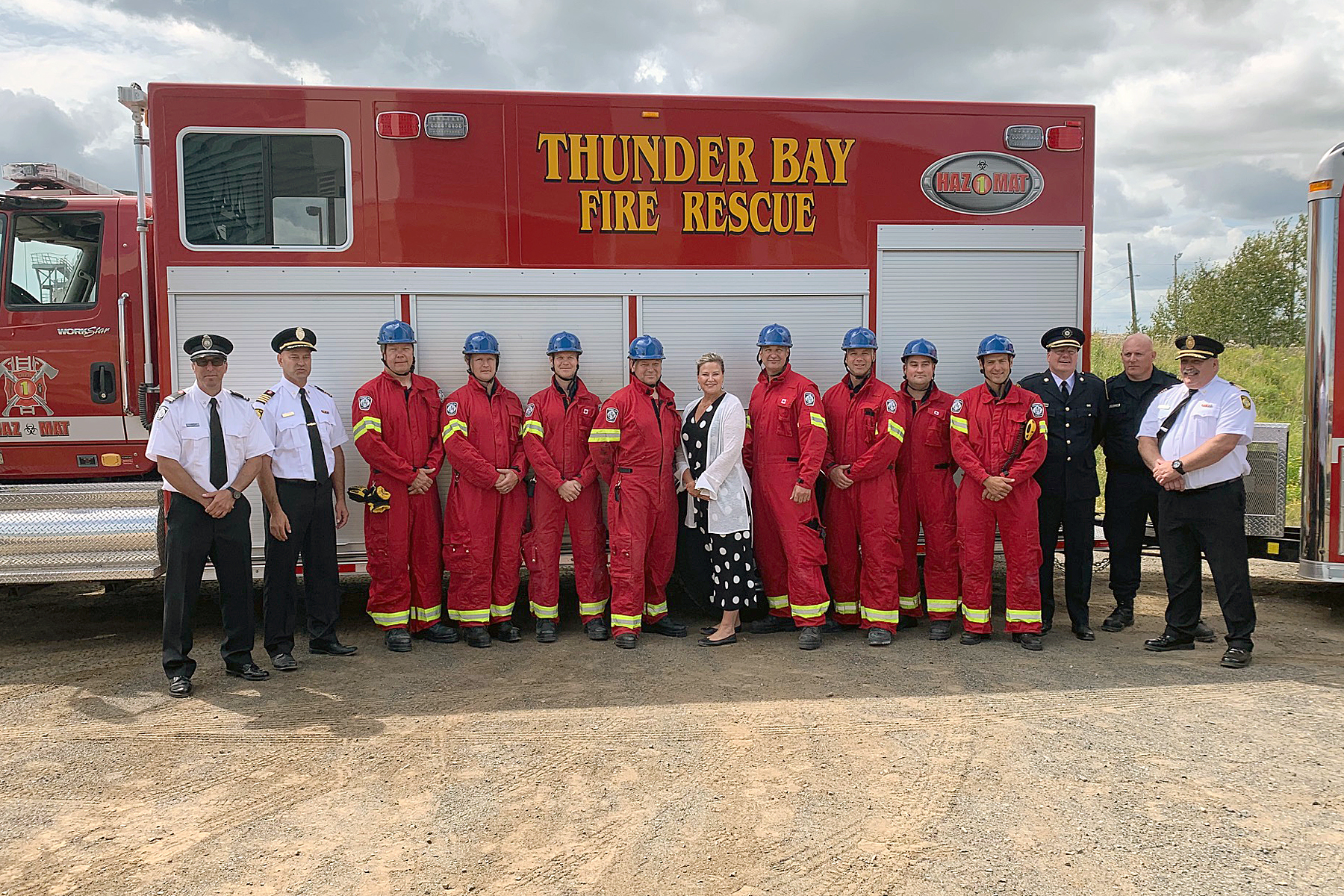 Thunder Bay Fire Rescue gets specialized upgrades (4 photos)