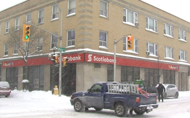 Bank of Nova Scotia Victoria Ave two