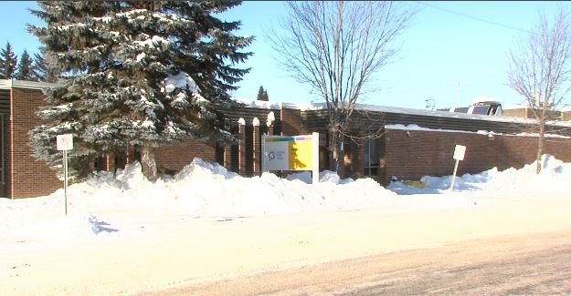 Kakabeka Falls District Public School is located near Highway 11/17 (Alana Pickrell/TBTV)