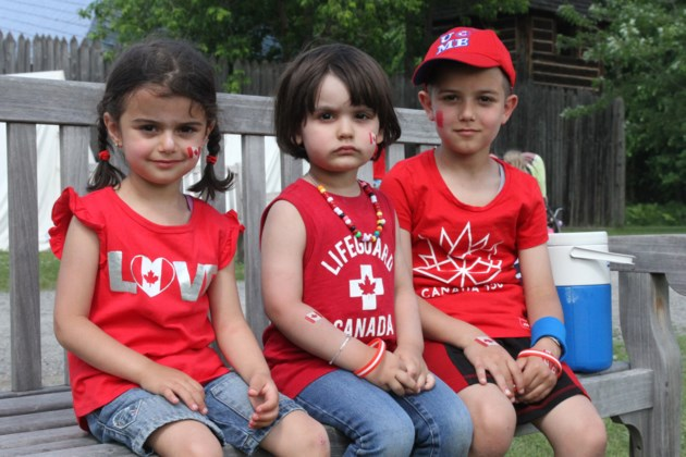 Diversity highlights Canada Day celebrations at the Old Fort (6 photos)