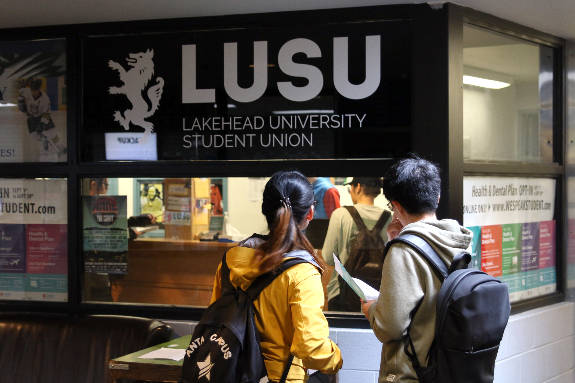 LUSU hopeful students chose to opt-in to pay fees
