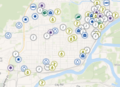 Glance at Crime: 34 assaults, 33 thefts