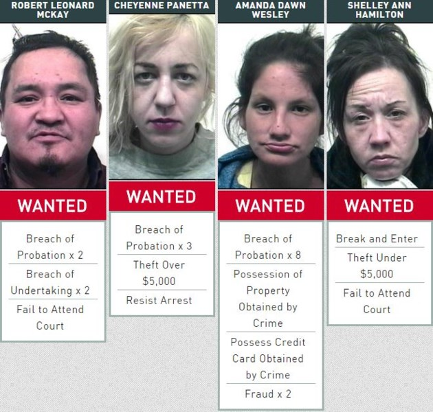 Wanted Wednesday May 16