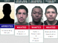Four warrant evaders join Wanted Wednesday roster