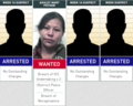 Warrant evaders join Wanted Wednesday roster