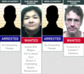 Warrant evaders join Wanted Wednesday