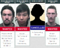 New warrant evaders added to Wanted Wednesday