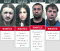 Another four join Wanted Wednesday list