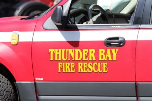 Firefighters contain North Syndicate kitchen fire