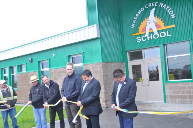 Fort Severn celebrates opening of new school - Tbnewswatch.com