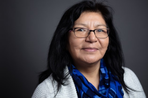 Deputy Grand Chief Anna Betty Achneepineskum
