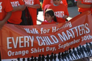 Orange Shirt Day raises awareness about residential schools