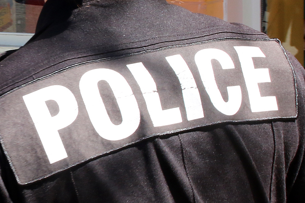Man charged after assaulting police officer