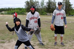 Border Cats take baseball to Ontario's Far North