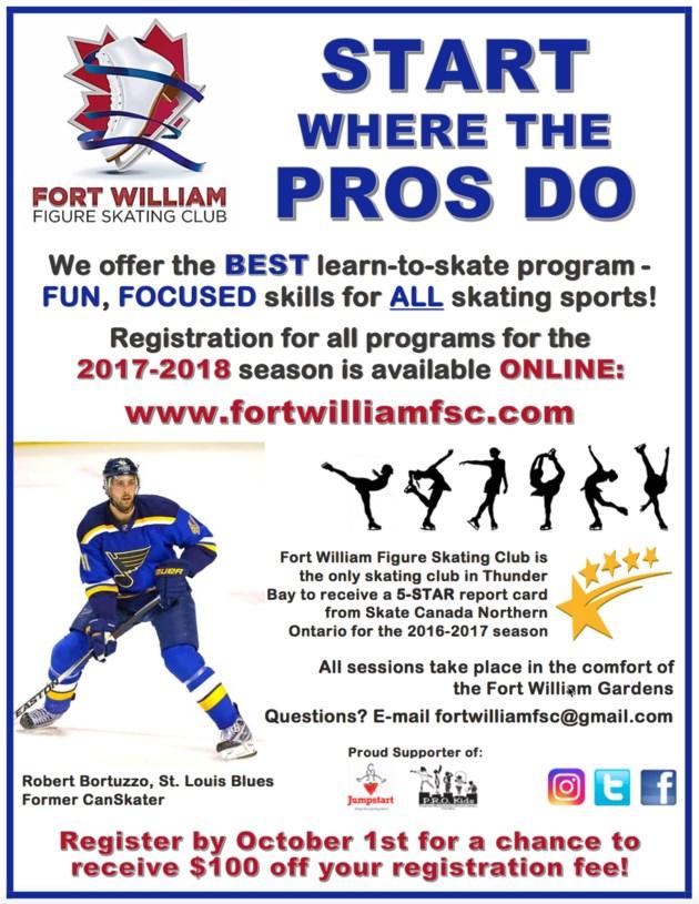 FWFSC 2017-2018 Registration Poster