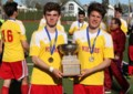 Vikings upset Falcons in boys soccer final