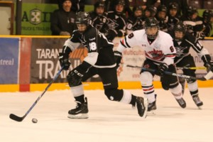 Kings earn second point at Bantam championship