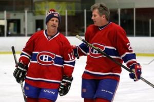 Habs alumni still love wearing the Canadiens jersey
