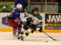 North Stars wake up in second, trounce Iron Rangers
