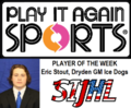 Stout named SIJHL player of the week