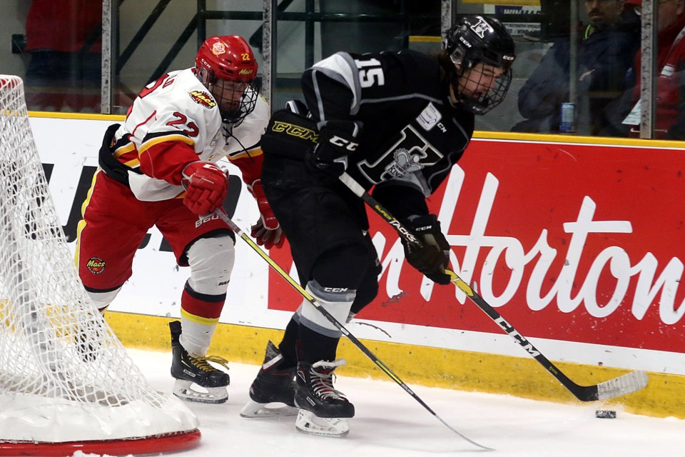 Kings Tie Halifax Earn First Point Of Telus Cup Tbnewswatch Com
