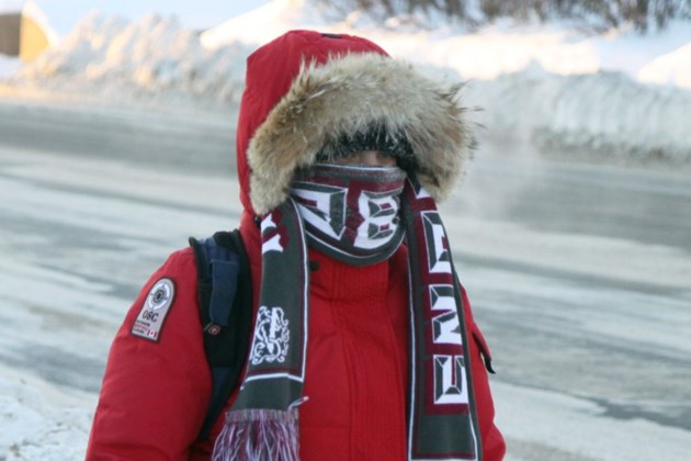 Extreme cold warnings end in Regina, Saskatoon