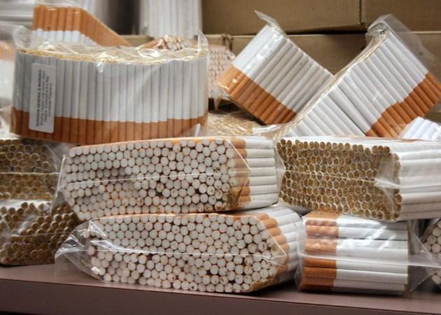 Manitoba, RCMP Seize 1.1 Million Illegal Cigarettes
