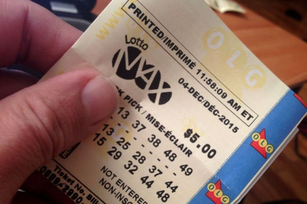 how to buy a lotto max ticket
