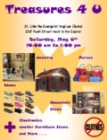 St John The Evangelist Anglican Church Yard Sale