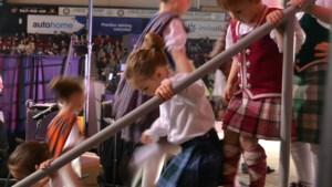 Scottish Highland Dancers