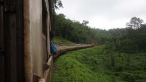 Train to Chiang Mai
