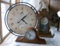 Clocks: Time changing