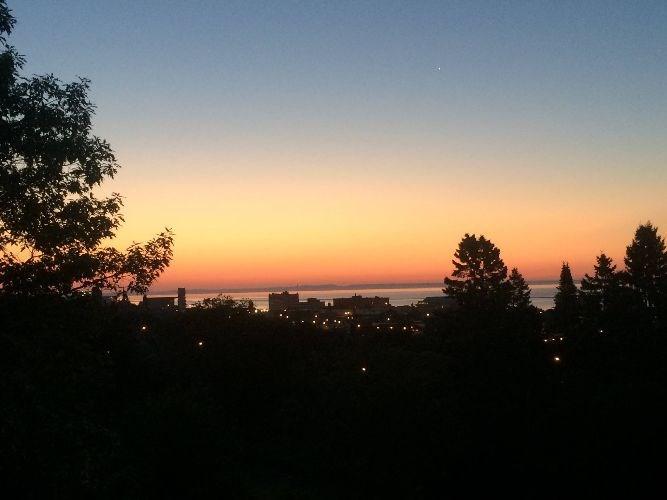 Sunrise at Hillcrest park - TBNewsWatch.com