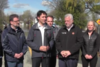Justin Trudeau tours flood zone in Gatineau, Quebec