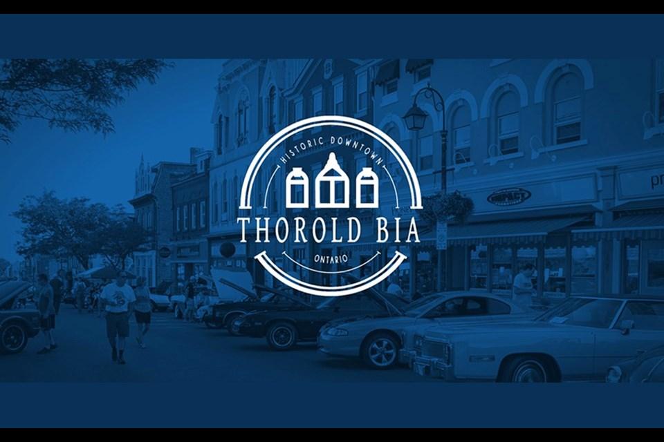 New Thorold BIA logo