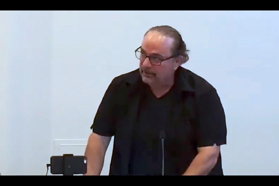 Councillor Carmen DeRose. Bob Liddycoat / Thorold News