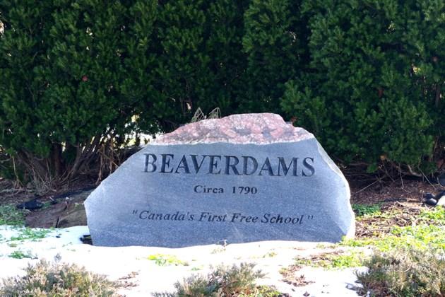 beaverdams-plaque