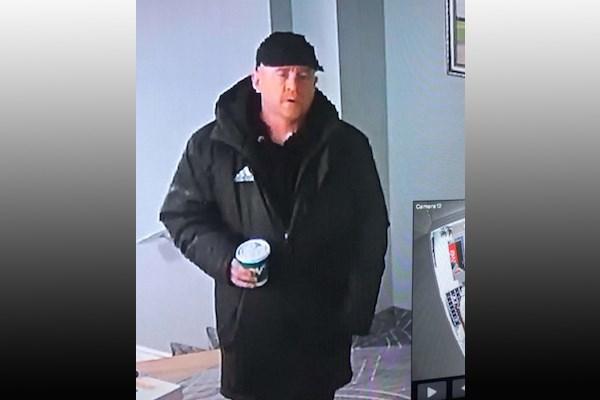 Suspect photo provided by Niagara Regional Police