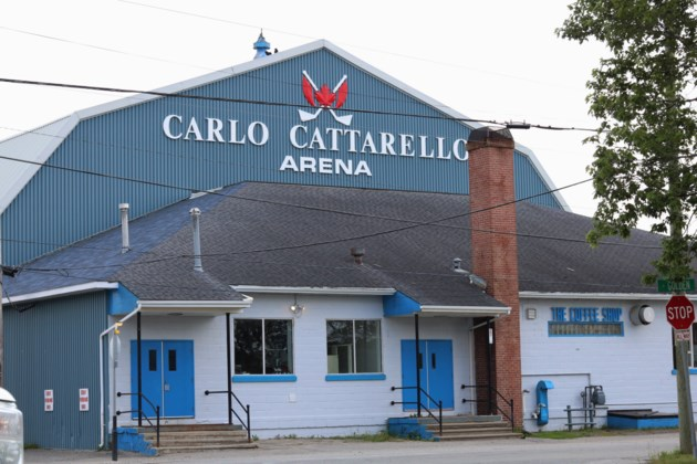 Carlo Cattarello Arena ext. Summer