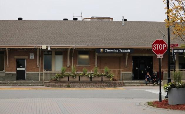 Timmins Transit Spruce Street