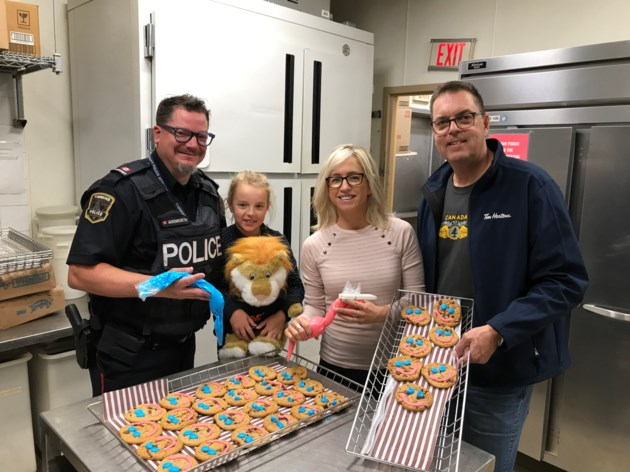 Smile cookies return to Oakville
