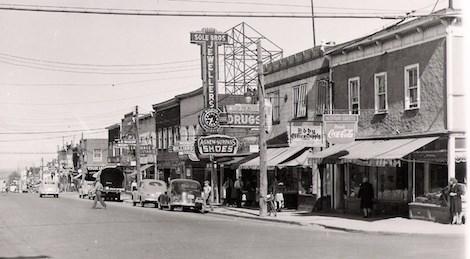 third avenue timmins 1903s