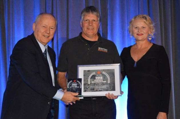 David Rogalsky - CWA Award