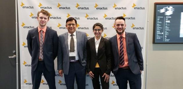 Enactus Northern College - National Expo 2018