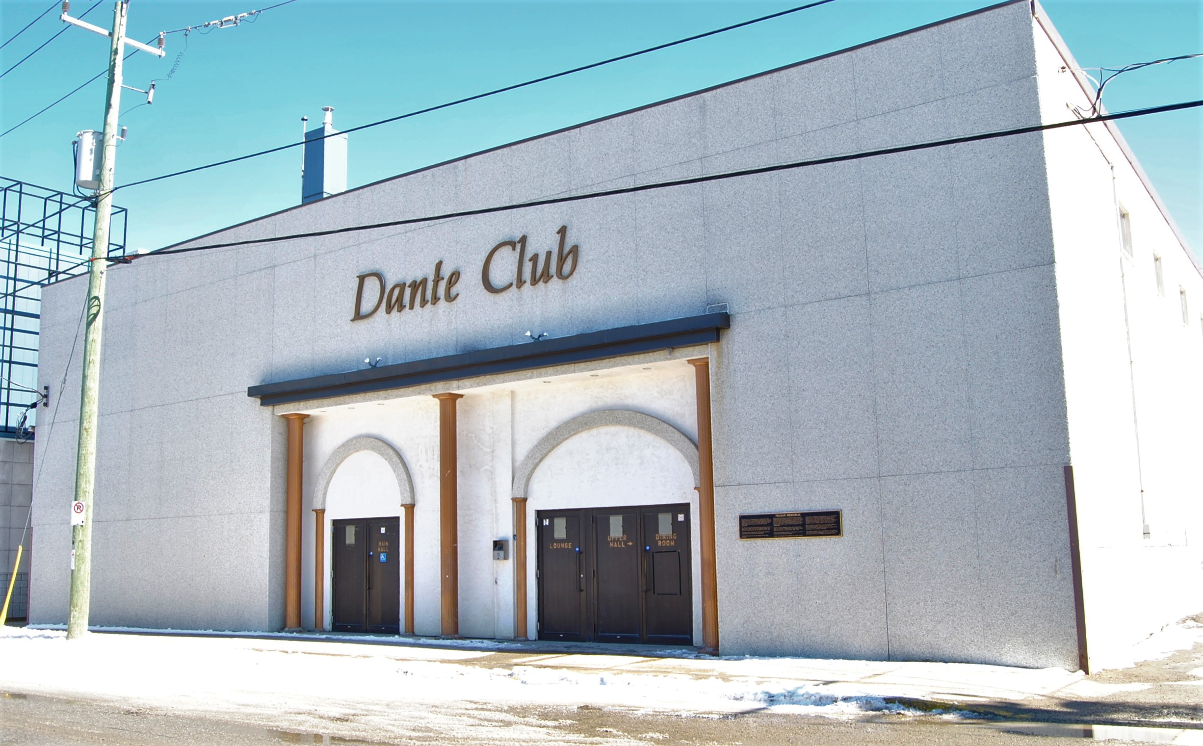 Skinny Friday is April 21 at the Dante Club - TimminsToday com