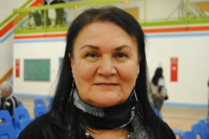 Develop a strategic plan for your life Dr. Shirley Cheechoo urges students